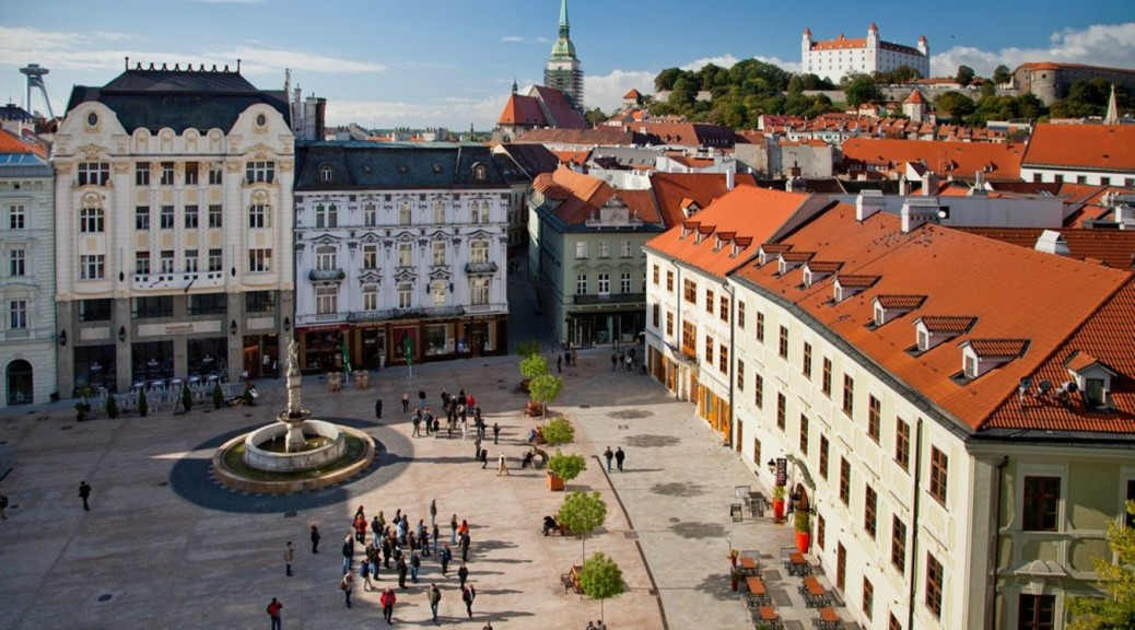 Transfer from Budapest Airport to Bratislava