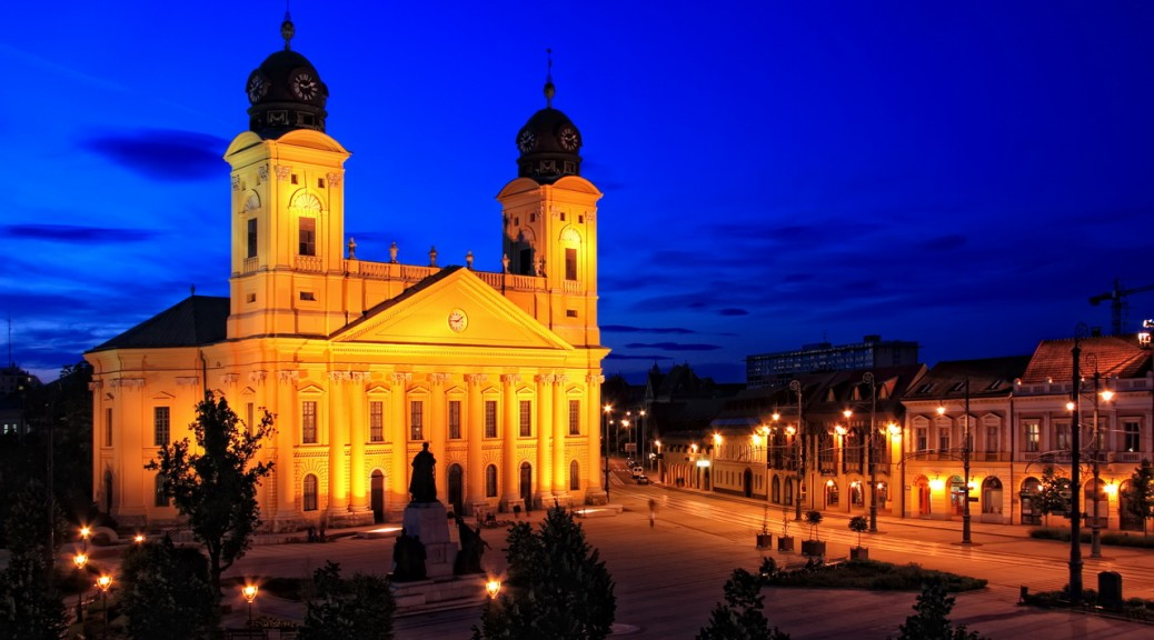 Transfer from Budapest Airport to Debrecen