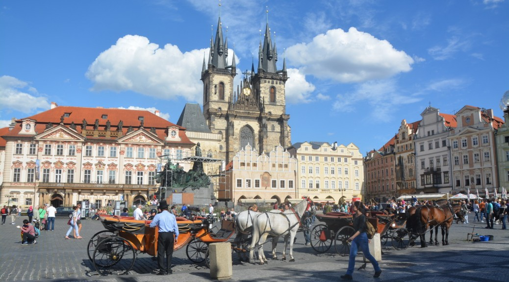 Prague transfer from Budapest Airport