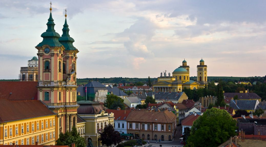 Eger wine tasting city tour from Budapest. Eger city tour