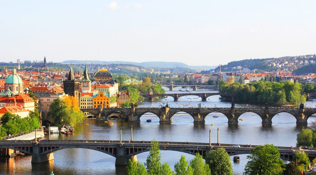 Prague city tour One day sightseeing in Prague